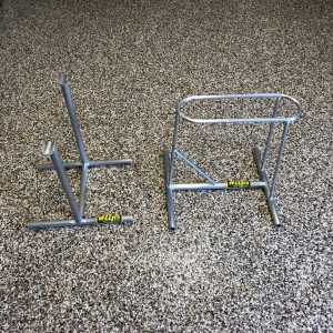 Weeks Performance dragbike stands
