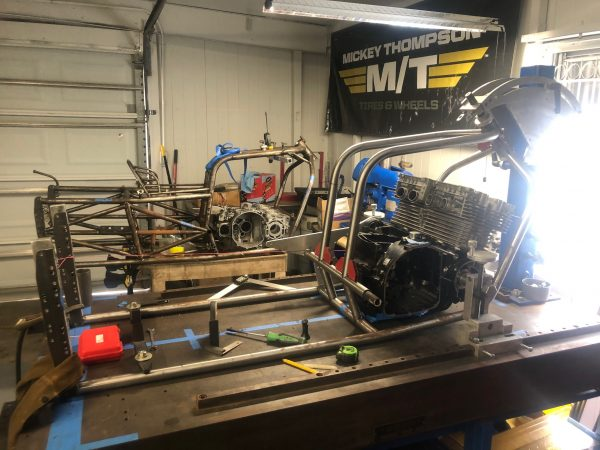 DRAGBIKE CHASSIS BUILDER