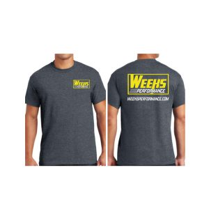 Weeks Performance t-shirt short sleeve